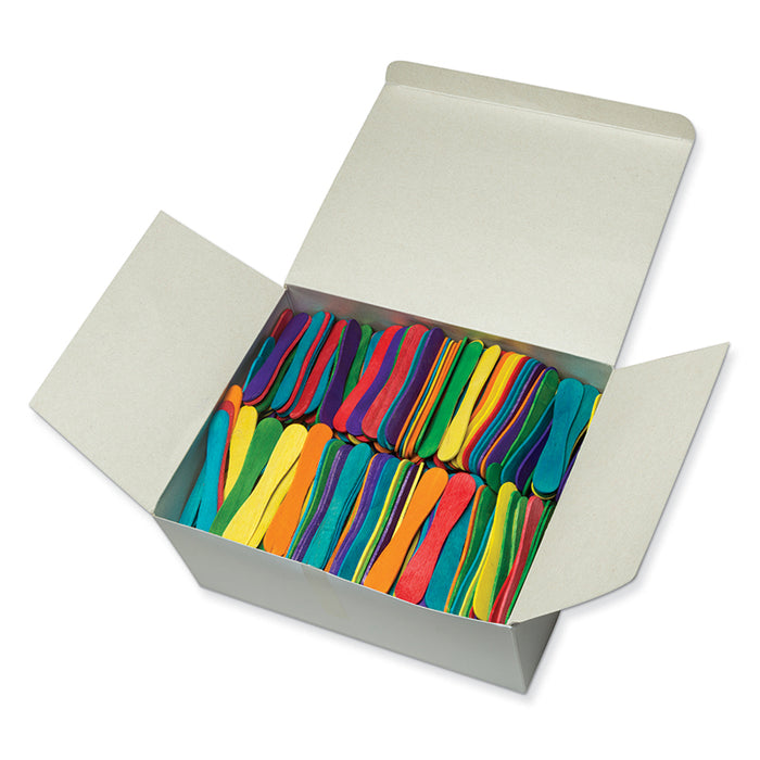 Craft Spoons 900 Pieces Bright Hues - Supplies by Teachers