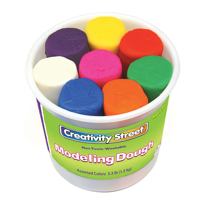 Modeling Dough 8 Colors - Supplies by Teachers