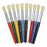 Colossal Brushes Set Of 10 Assorted Colors - Supplies by Teachers