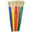 Colossal Brushes Set Of 5 Assorted Colors - Supplies by Teachers