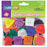 Colossal Buttons 60pc 2in Asst Clrs - Supplies by Teachers