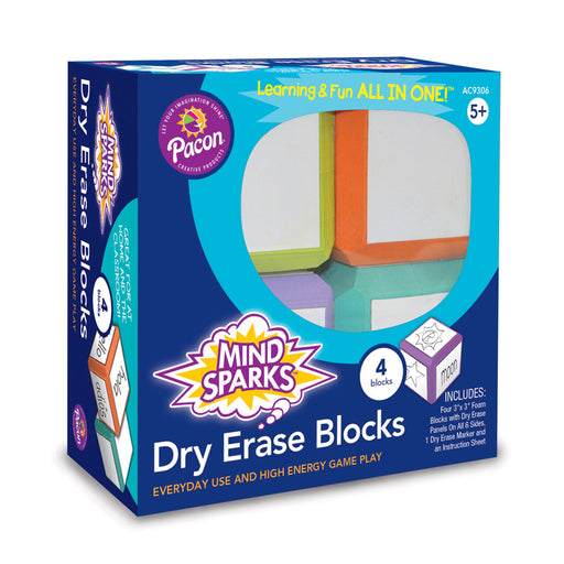 Write On Wipe Off Blocks