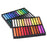 Quality Artists Square Pastels 48 Assorted Pastels - Supplies by Teachers