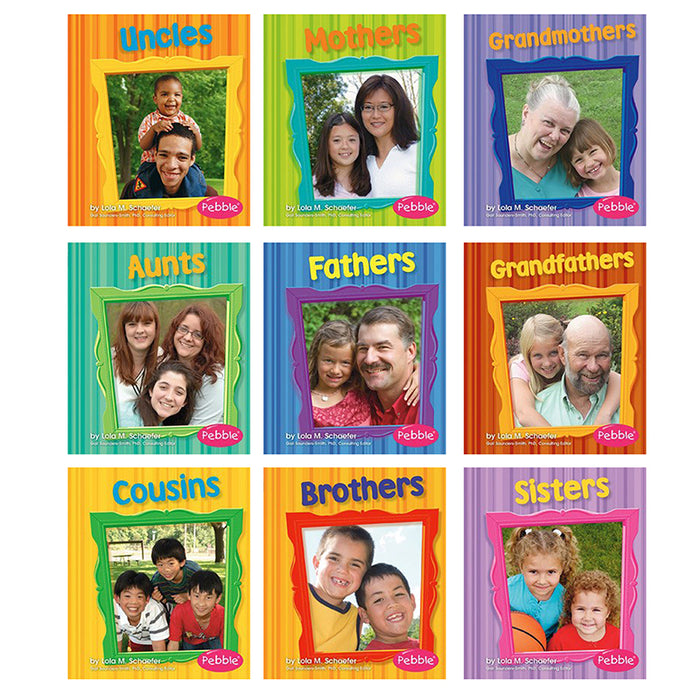 Understanding Differences Books Set Of 5 - Supplies by Teachers