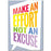 Make An Effort Inspire U Poster Paint - Supplies by Teachers
