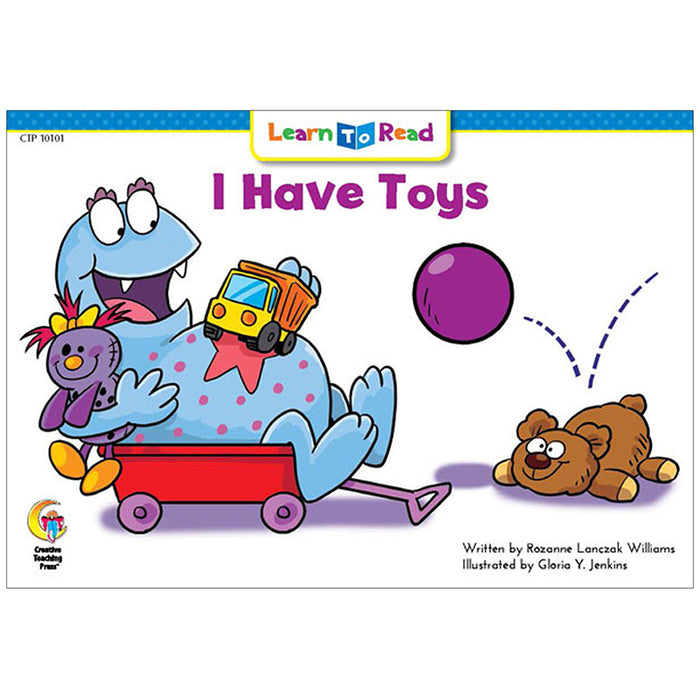Shapes Cat And Dog Learn To Read - Supplies by Teachers