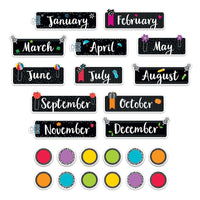 Bold and Bright Months Bulliten Board