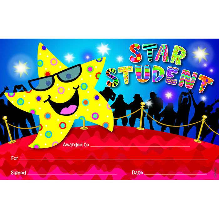 Star Student Awards - Supplies by Teachers