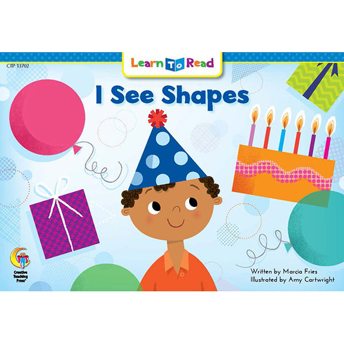 What Comes In Threes Learn To Read - Supplies by Teachers