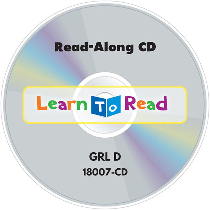 Learn To Read Read Along Cd 6 Lvl D - Supplies by Teachers