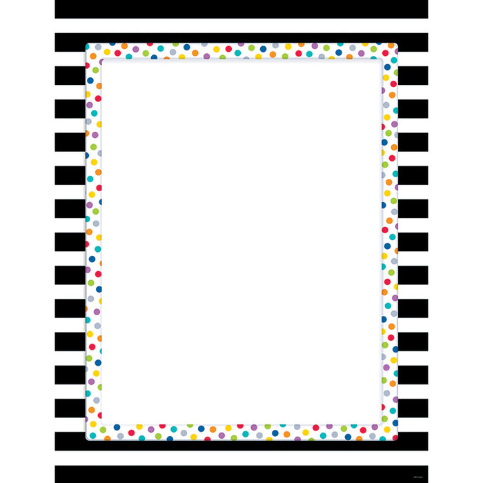 Bold And Bright Blank Chart - Supplies by Teachers