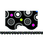 Polka Dot Party Wavy Border - Supplies by Teachers