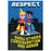 Respect Superhero Inspire U Poster - Supplies by Teachers