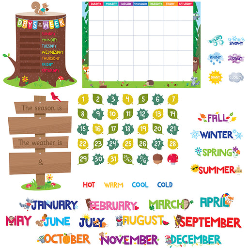 Woodland Friends Calendar St