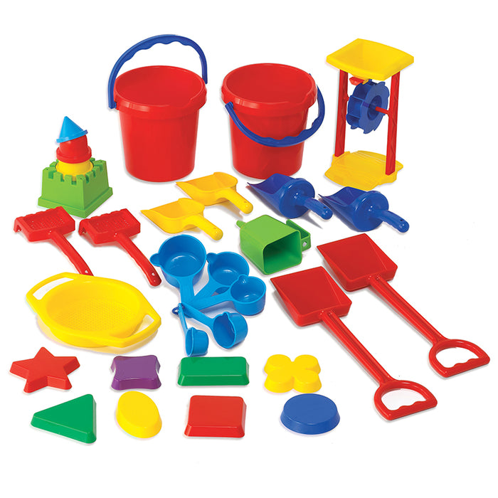 Sand Play Tool Set - Supplies by Teachers