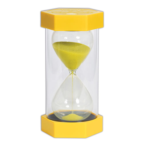 Mega Sand Timer 3 Minute Yellow