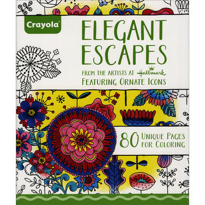 Crayola Coloring Book Elegant - Supplies by Teachers