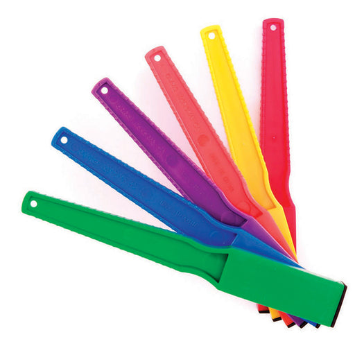 24 PRIMARY COLORED MAGNET WANDS - Supplies by Teachers
