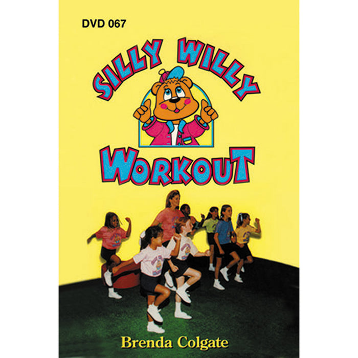 Silly Willy Workout Dvd - Supplies by Teachers