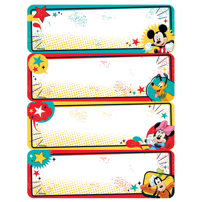 MICKEY LABEL STICKERS