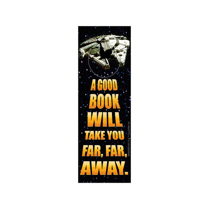 Star Wars Good Book Bookmarks - Supplies by Teachers