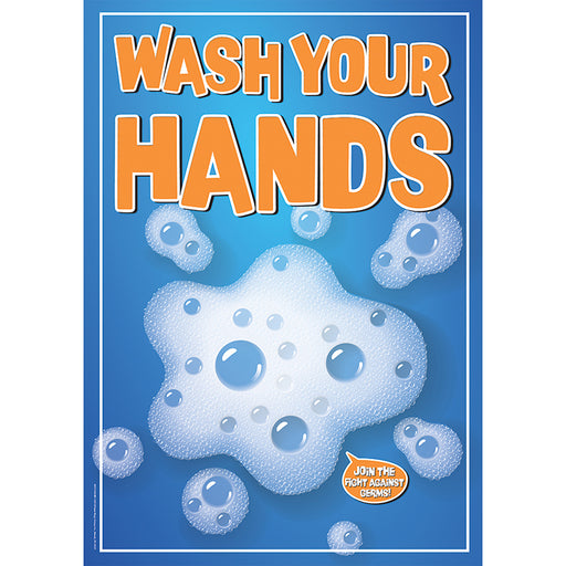 Wash Your Hands 13x19 Posters