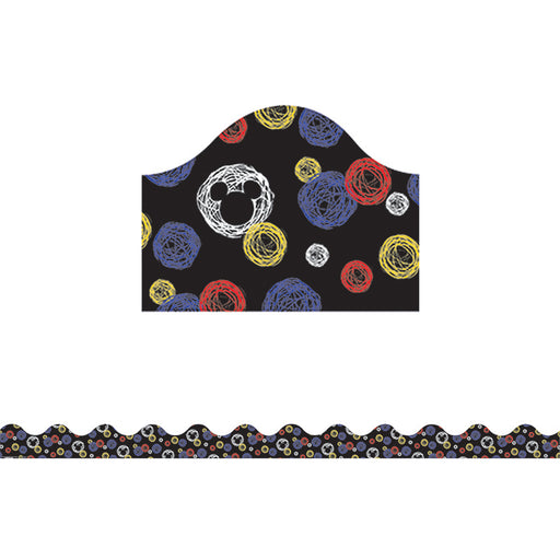 Mickey Color Pop Deco Trim