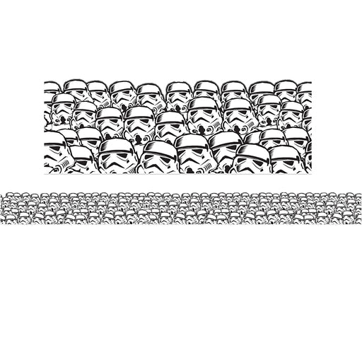 Star Wars Super Troopers Decor Trim Extra Wide Die Cut