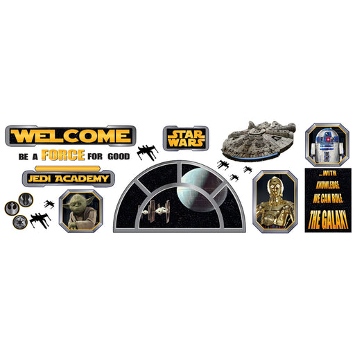 STAR WARS WELCOME TO THE GALAXY BB SET