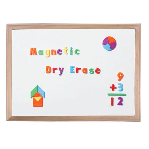 Wood Magnetic Dryerase Board 18x24 Framed