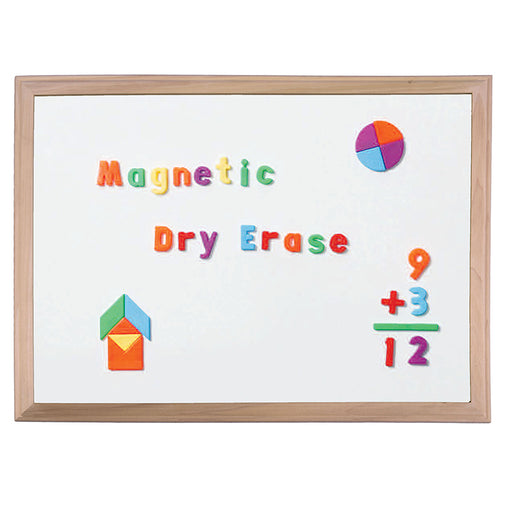 Wood Magnetic Dryerase Board 24x36 Framed