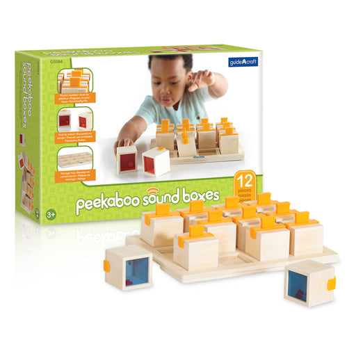 Peekaboo Sound Box