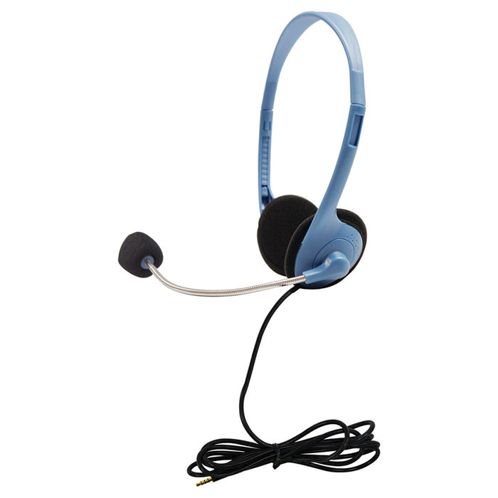 Personal Headset W/ Boom Microphone - Supplies by Teachers