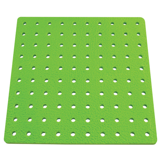 Tall-Stacker Pegboard Large 100 Holes Pegboard Only