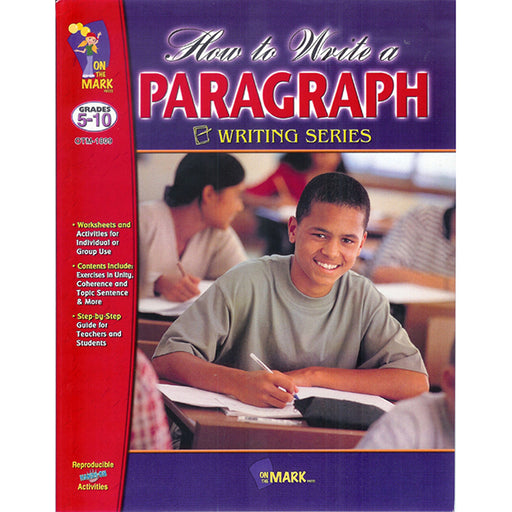 How To Write A Paragraph Gr 5-10