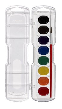 Prang Watercolors 8 count - Supplies by Teachers