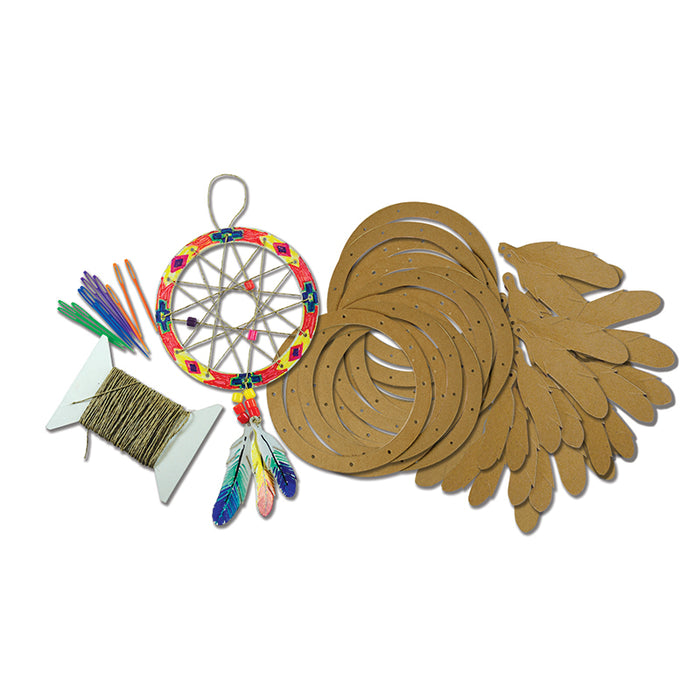 Dream Catcher - Supplies by Teachers