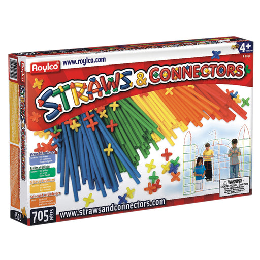 STRAWS & CONNECTORS - Supplies by Teachers