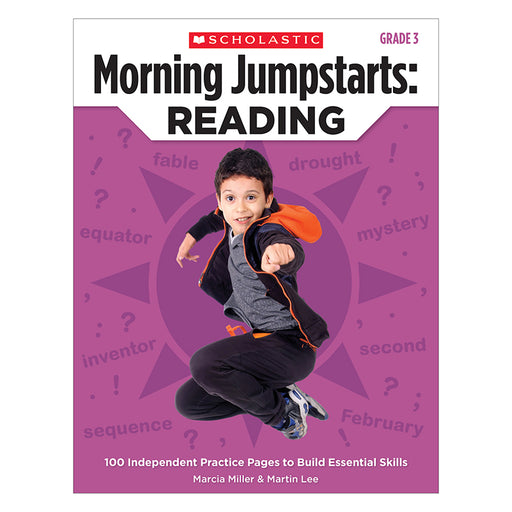 Morning Jumpstarts Reading Gr 3