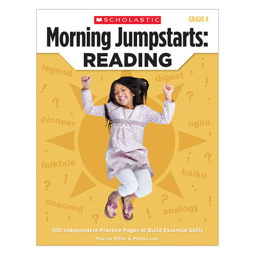 Morning Jumpstarts Reading Gr 4