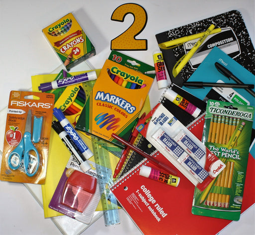 St. Ben's Second Grade - Supplies by Teachers