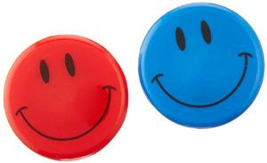 Smiley Face Magnets 2 Pack - Supplies by Teachers