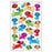 PUPPY PALS SUPERSHAPE STICKERS LG