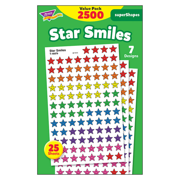 STAR SMILES VALUE PK SUPERSPOTS