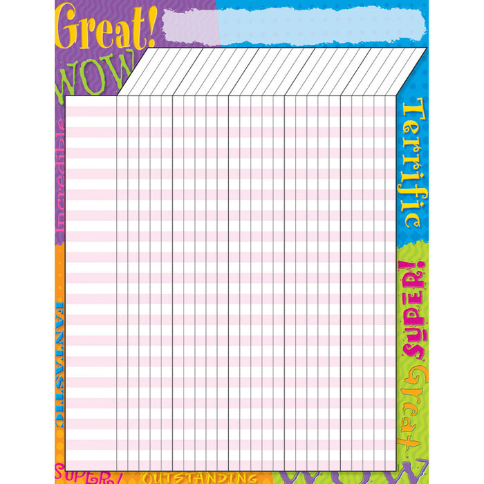 Incentive Chart Praise Words