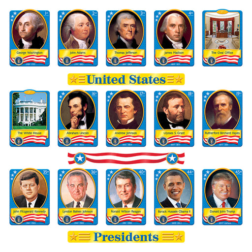 BB SET US PRESIDENTS
