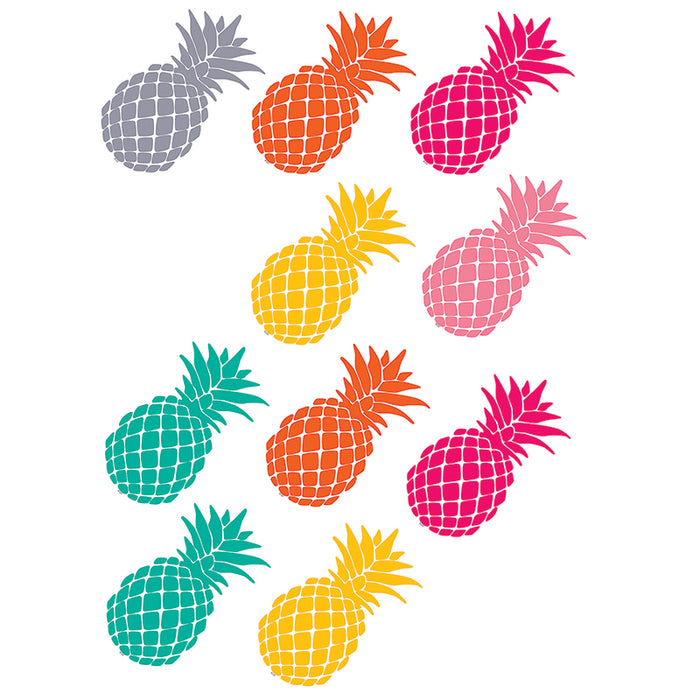 TROPICAL PUNCH PINEAPPLES ACCENTS - Supplies by Teachers