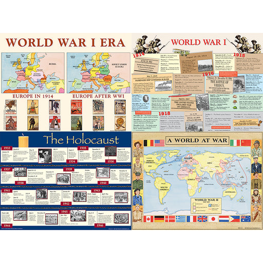 THE WORLD WARS BB SET
