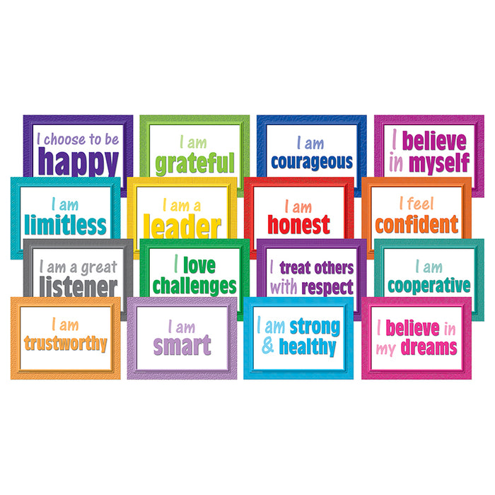POSITIVE POSTERS BB SET - Supplies by Teachers