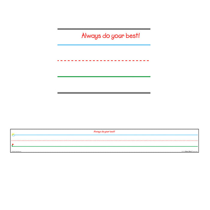 SMART START MAGNETIC SENTENCE STRIPS - Supplies by Teachers